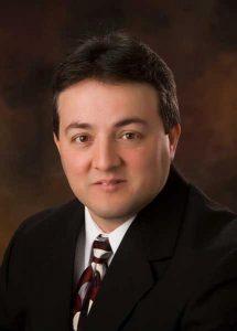 Robert Gomez, the owner of RG Insurance Agency in Pharr, TX